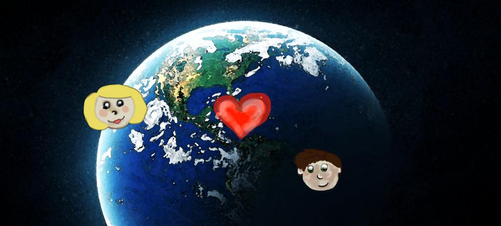 Internet Dating lång distans relationer